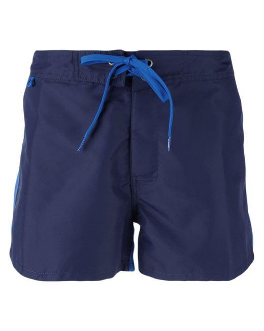 Шорты Для Плавания В Стиле Колор-Блок Sundek                                                                                                              синий цвет