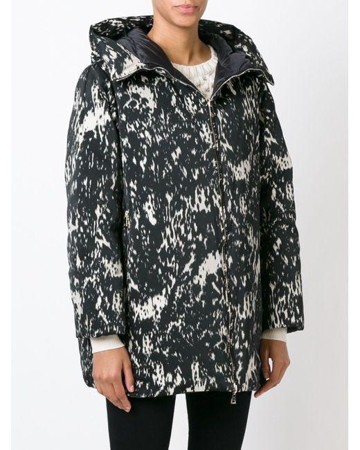 Стеганая Куртка Torcy Moncler                                                                                                              чёрный цвет