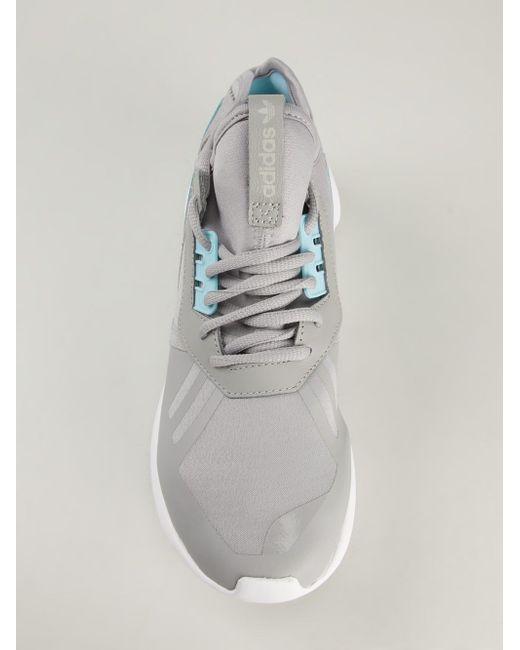 Кроссовки Tubular Adidas                                                                                                              серый цвет