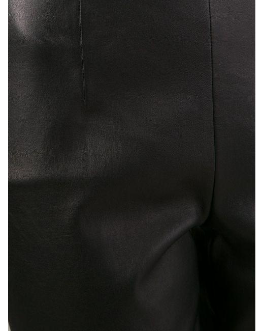 Брюки Кроя Слим Ralph Lauren Black Label                                                                                                              чёрный цвет