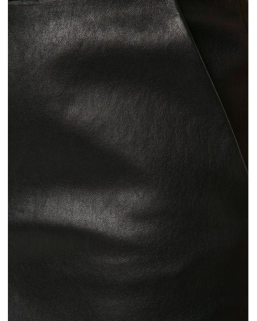 Midi Pencil Skirt Dion Lee                                                                                                              чёрный цвет