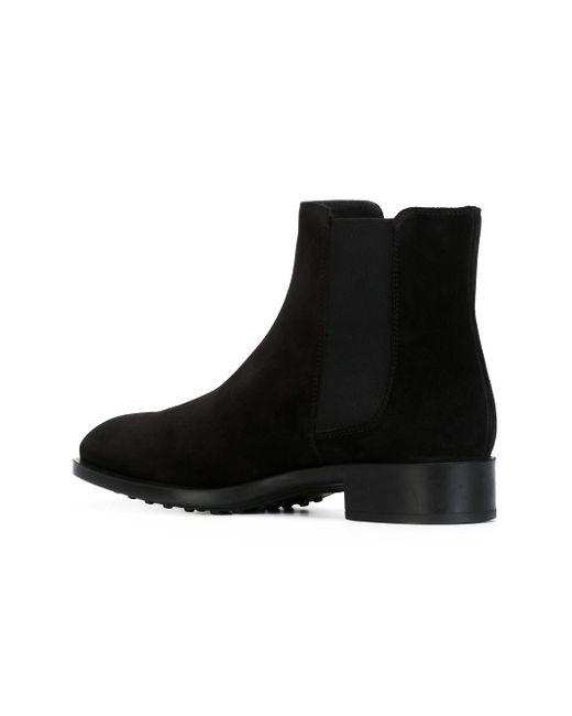 Ботинки-Челси Tod'S                                                                                                              чёрный цвет