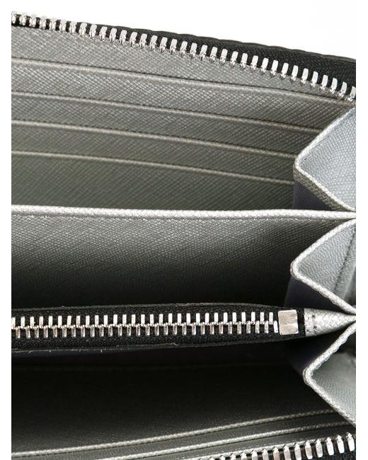 Wallet MCM                                                                                                              серебристый цвет