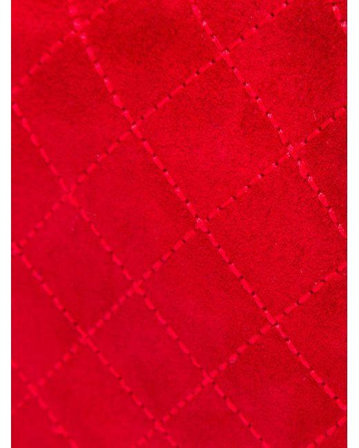 Маленькая Сумка Через Плечо Sadie See By Chloe                                                                                                              красный цвет