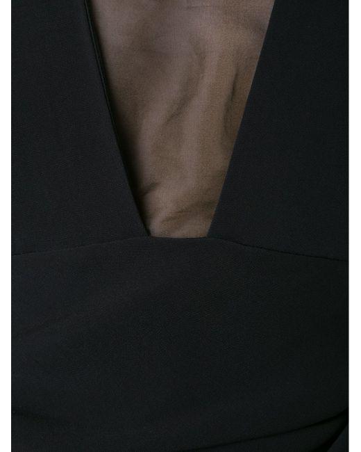 Платье Без Рукавов Alexander Wang                                                                                                              чёрный цвет