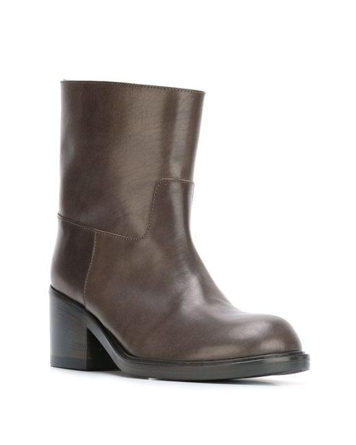 152x3600 Boots A.F.Vandevorst                                                                                                              коричневый цвет