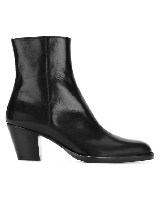 Ботинки 152y3680 A.F.Vandevorst                                                                                                              чёрный цвет