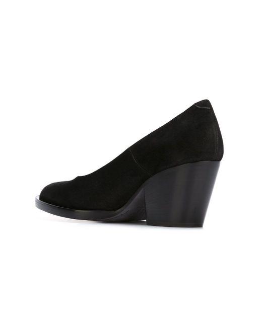 Туфли 152x3630 A.F.Vandevorst                                                                                                              чёрный цвет