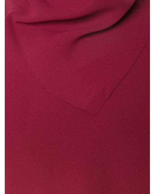 Astrid Top Iro                                                                                                              красный цвет