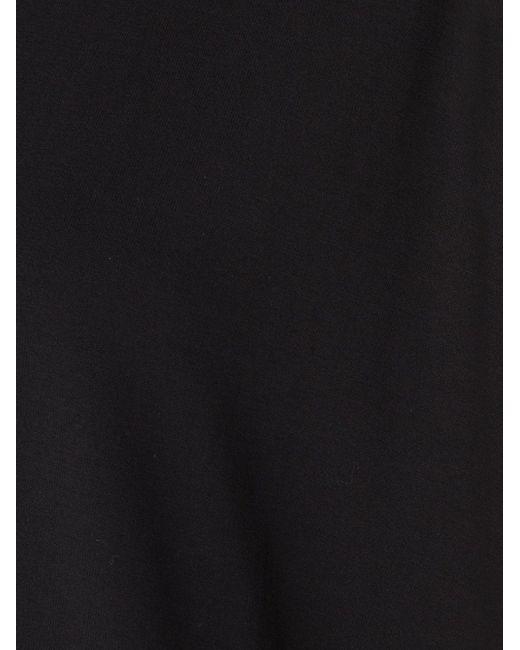 Футболка Свободного Кроя Rick Owens                                                                                                              чёрный цвет