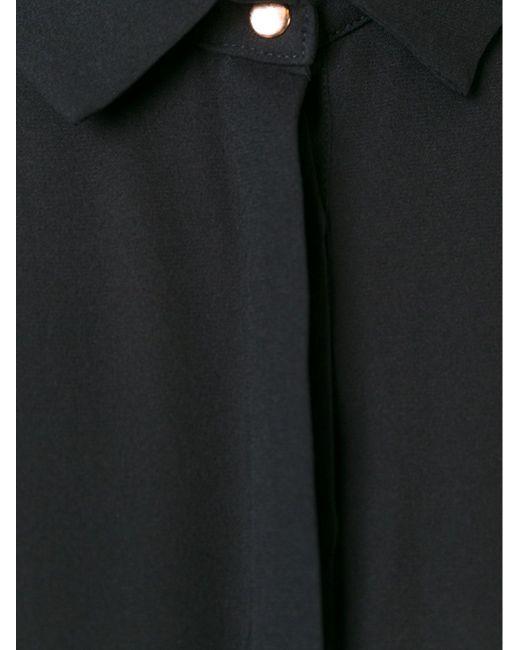Рубашка Secret Vice GINGER & SMART                                                                                                              чёрный цвет