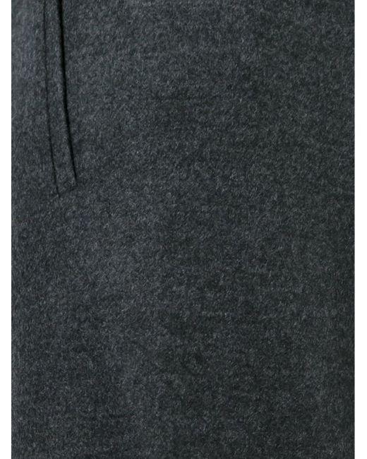 Брюки С Эластичными Манжетами Emporio Armani                                                                                                              серый цвет