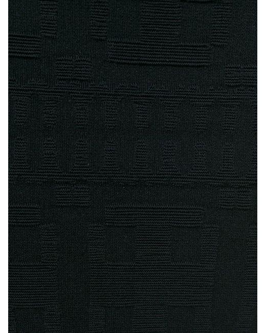 Юбка-Карандаш С Орнаментом SCANLAN THEODORE                                                                                                              чёрный цвет
