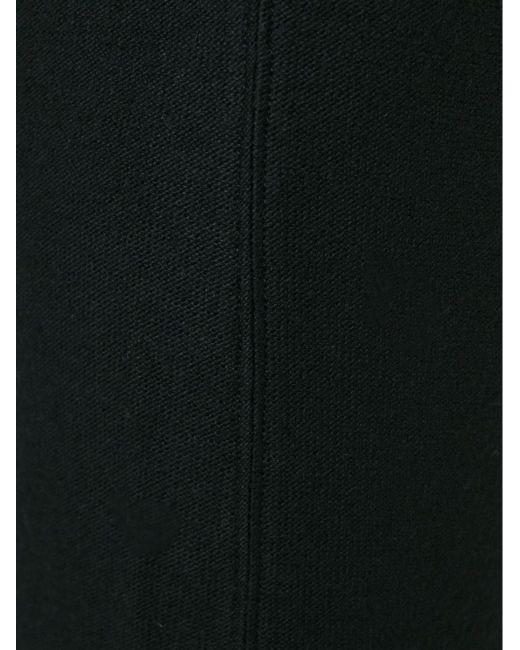 Облегающее Платье Forte Forte                                                                                                              чёрный цвет