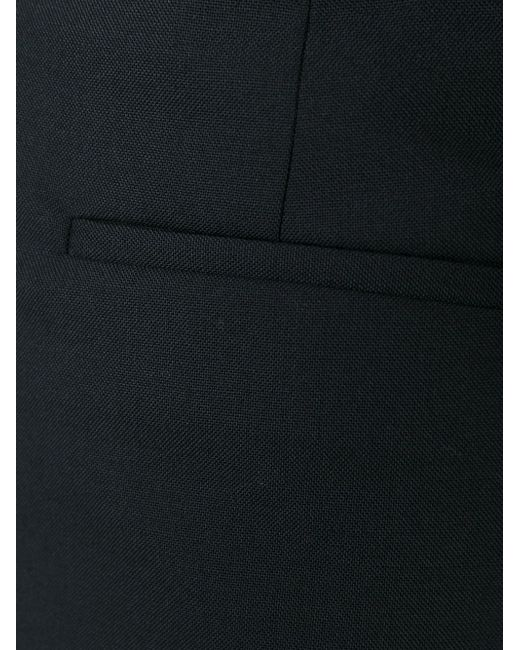 Классические Брюки Maison Margiela                                                                                                              чёрный цвет