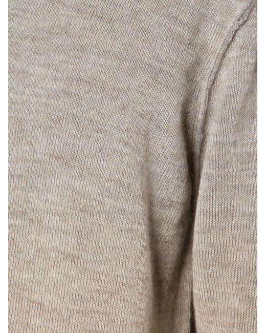 Свитер С Круглым Вырезом ATTACHMENT                                                                                                              серый цвет