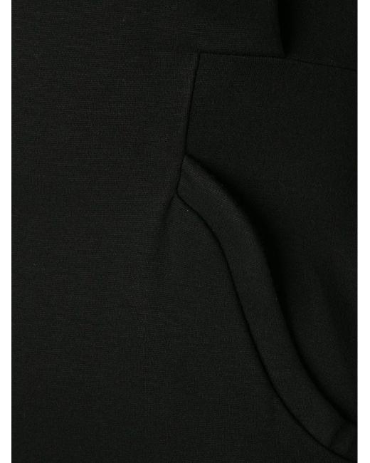 Облегающее Платье С Разрезом Спереди MAME                                                                                                              чёрный цвет
