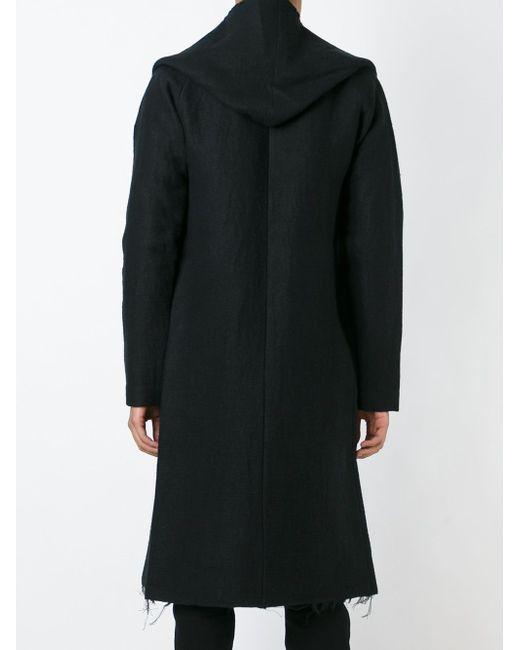 Пальто С Капюшоном Forme D'Expression                                                                                                              чёрный цвет