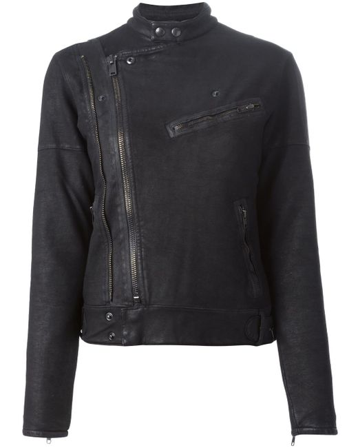Куртка Jinny Moto Polo Ralph Lauren                                                                                                              чёрный цвет