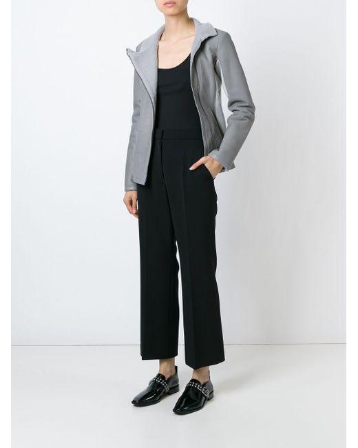 Куртка На Молнии С Воротником-Хомутом CALLENS                                                                                                              серый цвет