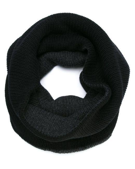 Вязаный Шарф-Хомут Forme D'Expression                                                                                                              чёрный цвет