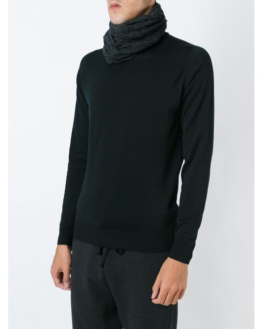 Шарф-Хомут Forme D'Expression                                                                                                              серый цвет