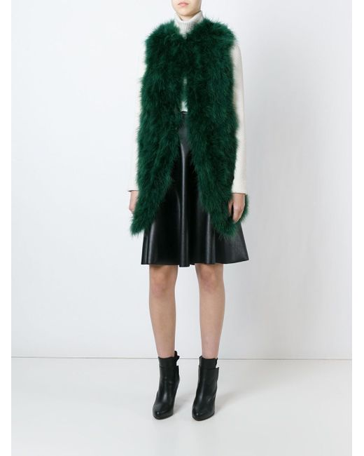 Пуховый Жилет Giorgio Brato                                                                                                              зелёный цвет