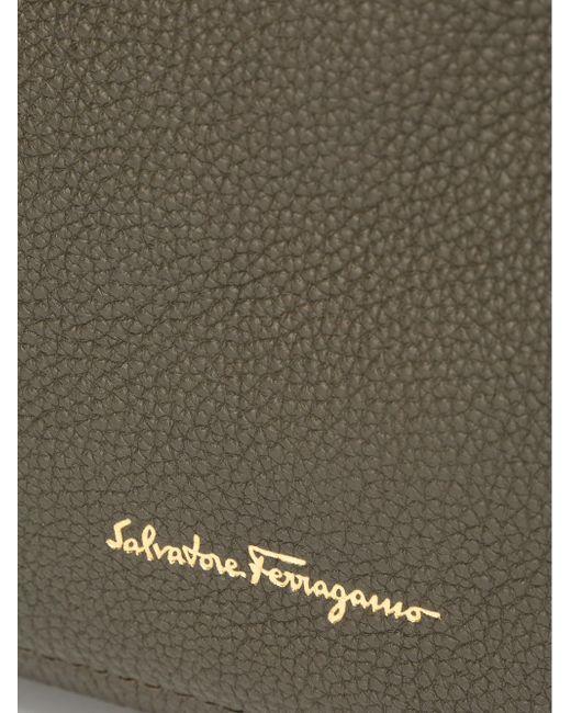 Сумка-Тоут Amy Salvatore Ferragamo                                                                                                              серый цвет