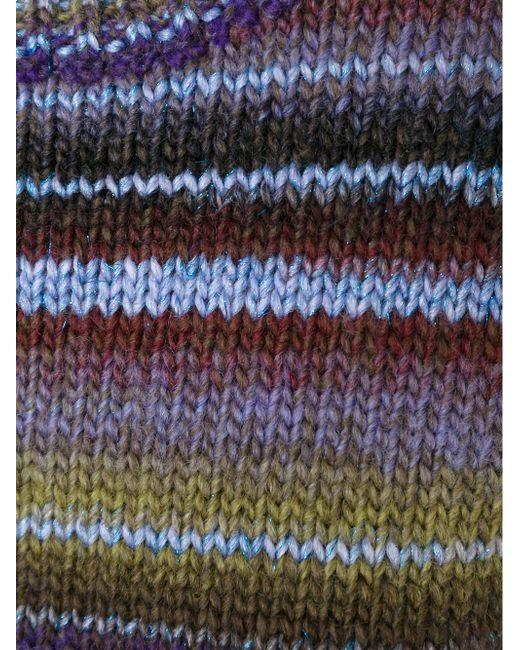 Свитер Nilo С Короткими Рукавами P.A.R.O.S.H.                                                                                                              многоцветный цвет