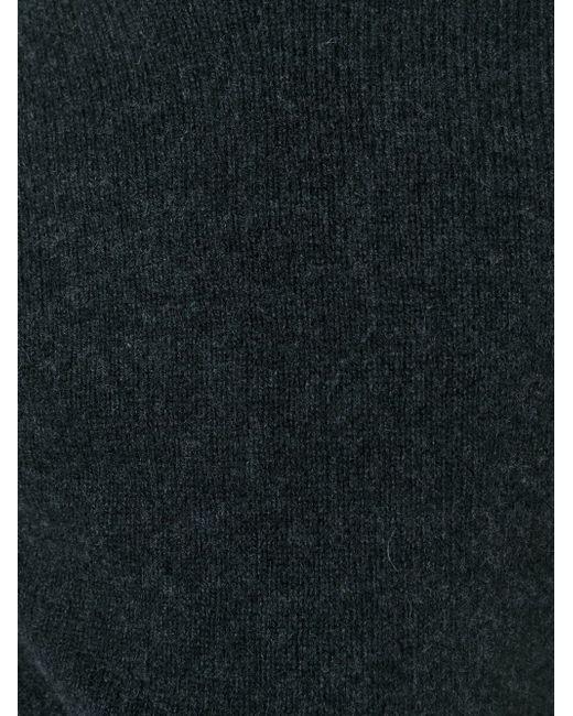 Свитер С Круглым Вырезом Les Hommes                                                                                                              серый цвет