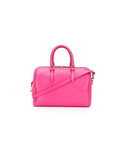 Сумка-Тоут С Логотипом Medusa Versace                                                                                                              розовый цвет