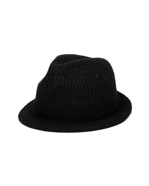 Шляпа В Рубчик Issey Miyake                                                                                                              чёрный цвет