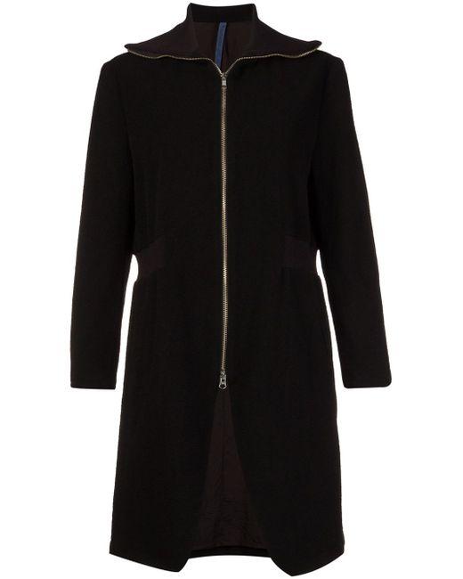 Пальто На Молнии NOCTURNE 22                                                                                                              чёрный цвет