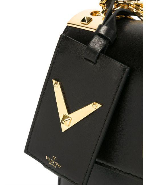 Сумка На Плечо B-Rockstud Valentino Garavani                                                                                                              чёрный цвет