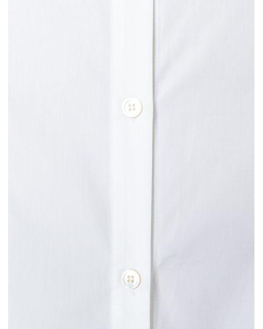 Удлиненная Рубашка Ports                                                                                                              белый цвет