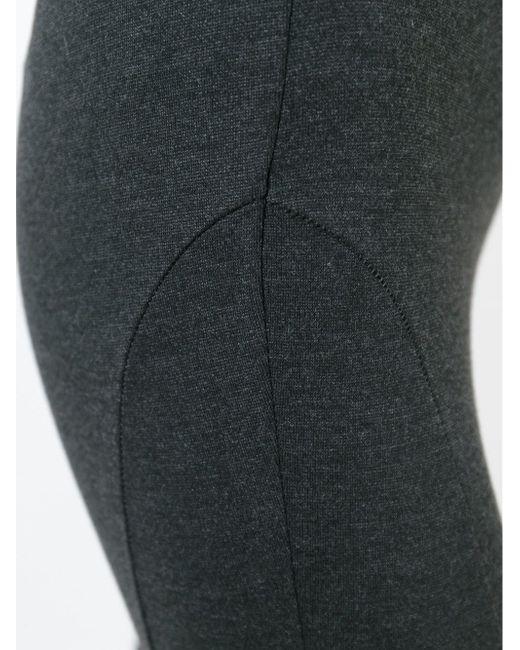 Леггинсы С Панельным Дизайном Michael Michael Kors                                                                                                              серый цвет