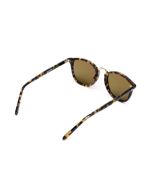 Солнцезащитные Очки Franklin Krewe du Optic                                                                                                              чёрный цвет