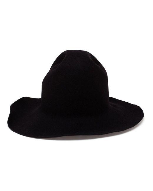 Широкополая Шляпа THE VIRIDI-ANNE                                                                                                              чёрный цвет