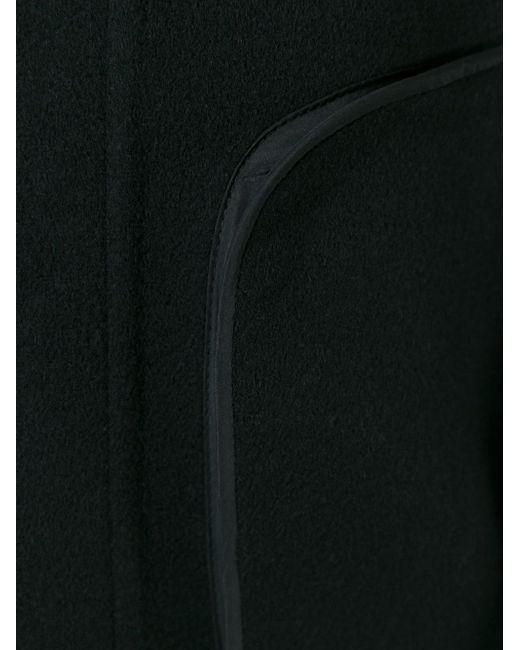 Piped Pocket Jacket Jil Sander                                                                                                              чёрный цвет