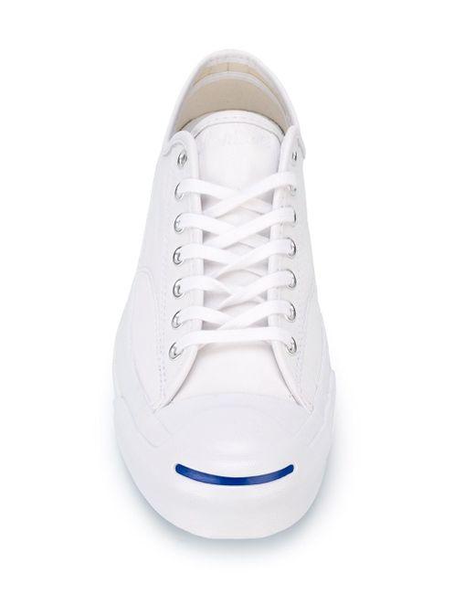 Кеды Jack Purcell Signature Converse                                                                                                              белый цвет