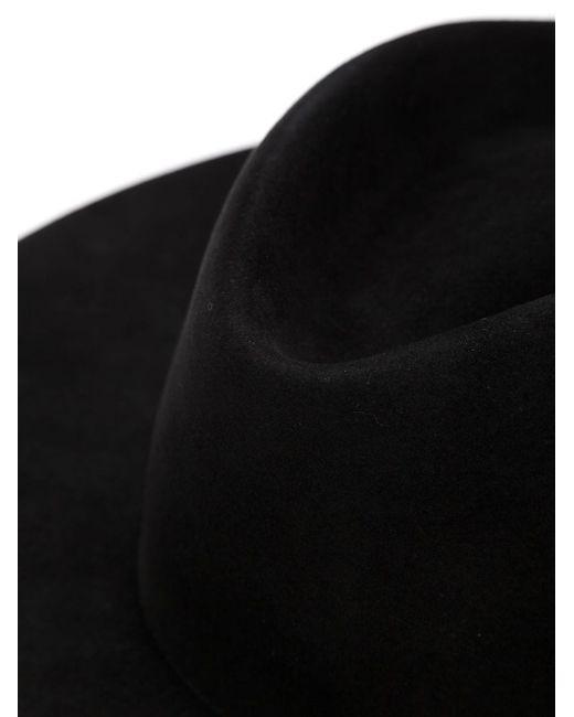 Шляпа С Широкими Полями OFF-WHITE                                                                                                              чёрный цвет