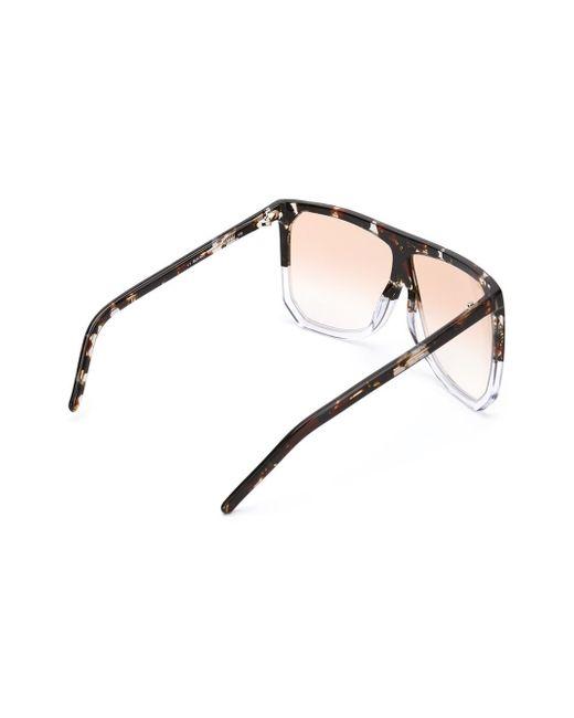 Солнцезащитные Очки Filipa Loewe                                                                                                              коричневый цвет
