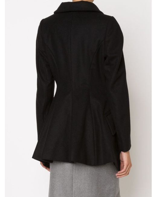 Пальто State Vivienne Westwood Anglomania                                                                                                              чёрный цвет