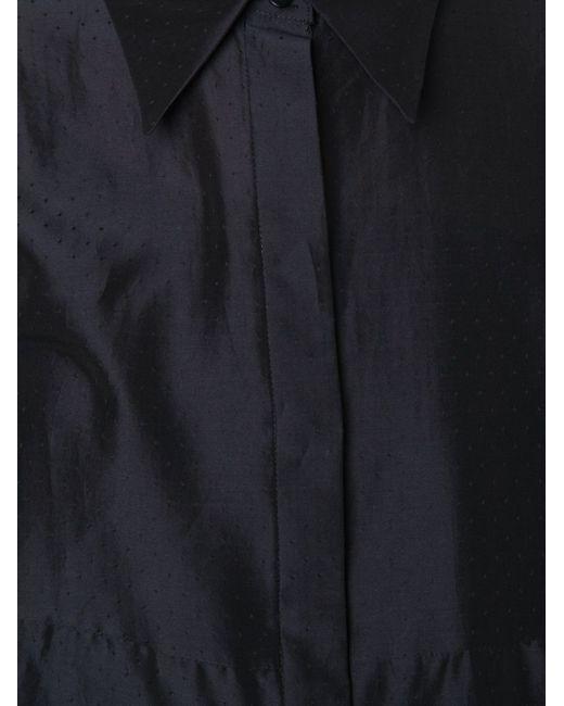 Рубашка С Вышивкой Stella Mccartney                                                                                                              синий цвет