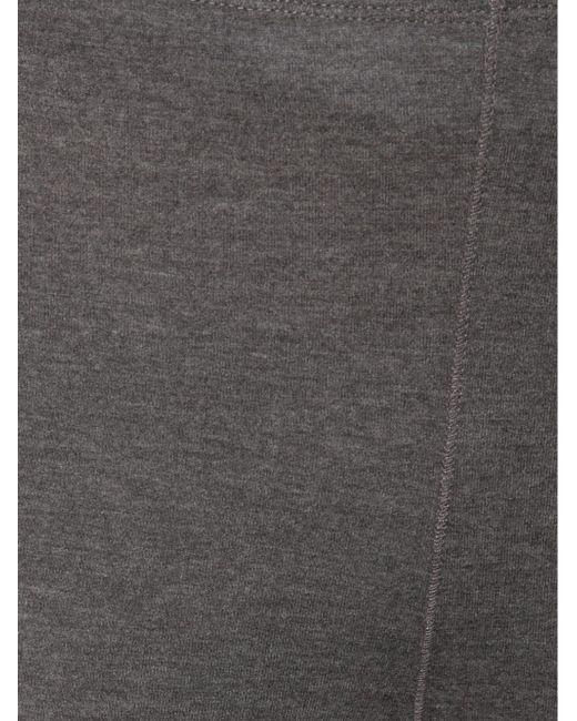 Эластичные Леггинсы MAJESTIC FILATURES                                                                                                              серый цвет