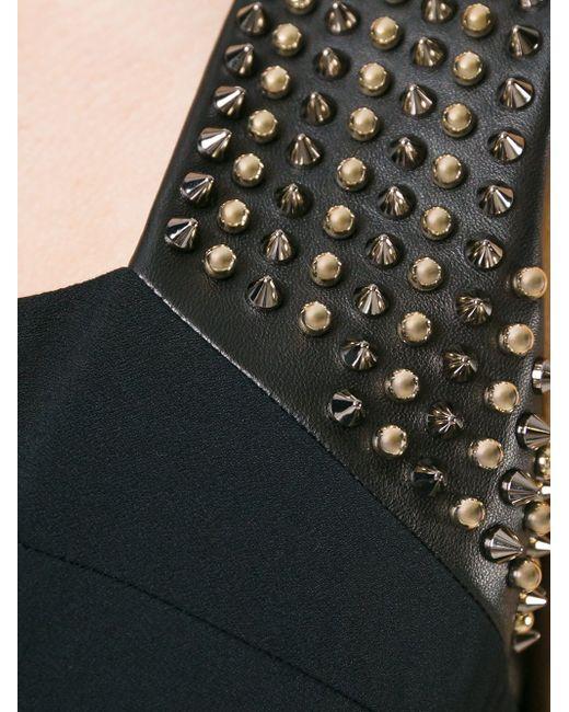 Margarita Dress Philipp Plein                                                                                                              чёрный цвет