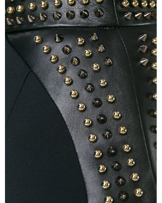 Юбка Philipp Plein                                                                                                              чёрный цвет
