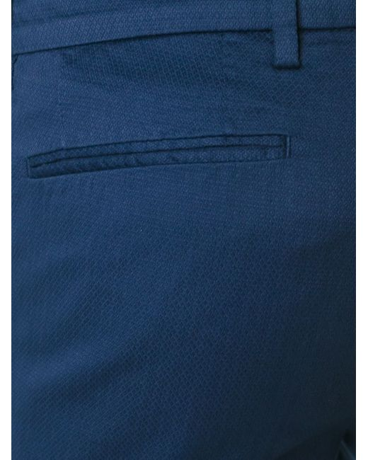 Классические Брюки Hugo                                                                                                              синий цвет