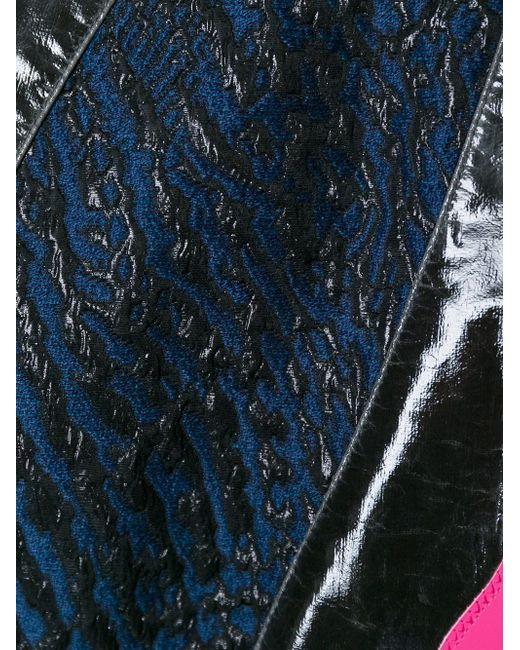 Мини-Платье С Панельным Дизайном READY TO FISH BY ILJA                                                                                                              серый цвет