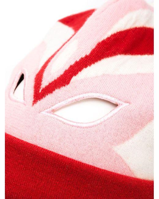 Маска В Виде Шапки MINJUKIM                                                                                                              красный цвет